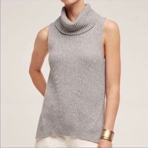 Anthropologie Angel of North Cowl Neck Sweater